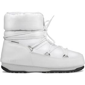 Moon Boot Low Nylon WP 2 Botas de Invierno Mujer, blanco